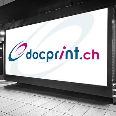 F12L – Leuchtplakat